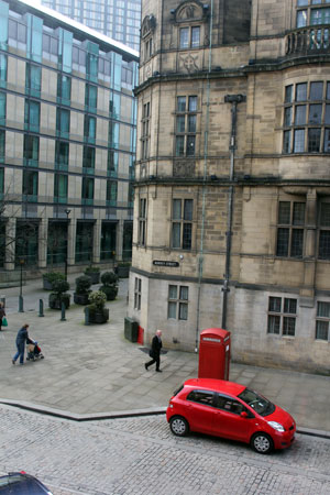 Commercial lettings Sheffield City Centre